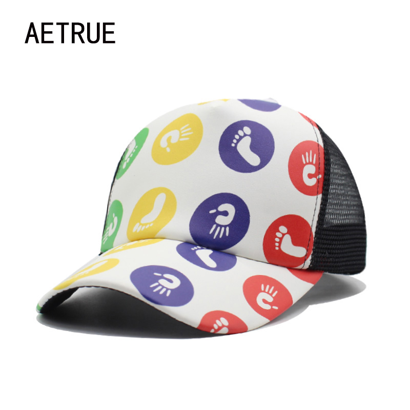 AETRUE Snapback Caps Children Baseball Cap Hats For Kids Hip Hop Bone PU Fashion Brand Cartoon Girls Casquette Gorras Boys Hat aetrue brand fashion women baseball cap men snapback caps casquette bone hats for men solid casual plain flat gorras blank hat