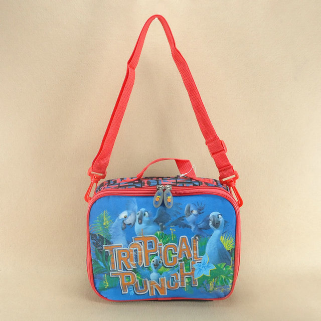 TROPCAL PUNCH children's  lunch bag,thermic bag for students
