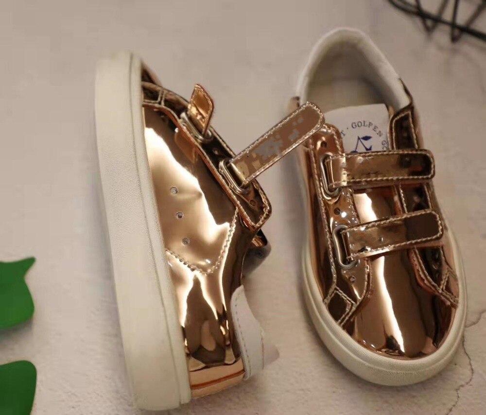 2019 nouvelle mode filles garçons bébé chaussures pour enfants cerise baskets enfant en bas âge fille chaussures 24-33 taille européenne