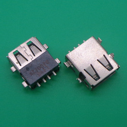 5-100 pçs/lote micro USB 2.0 Conector USB jack Para Acer 5741 5742g nv59c motherboard USB 2.0 Interface