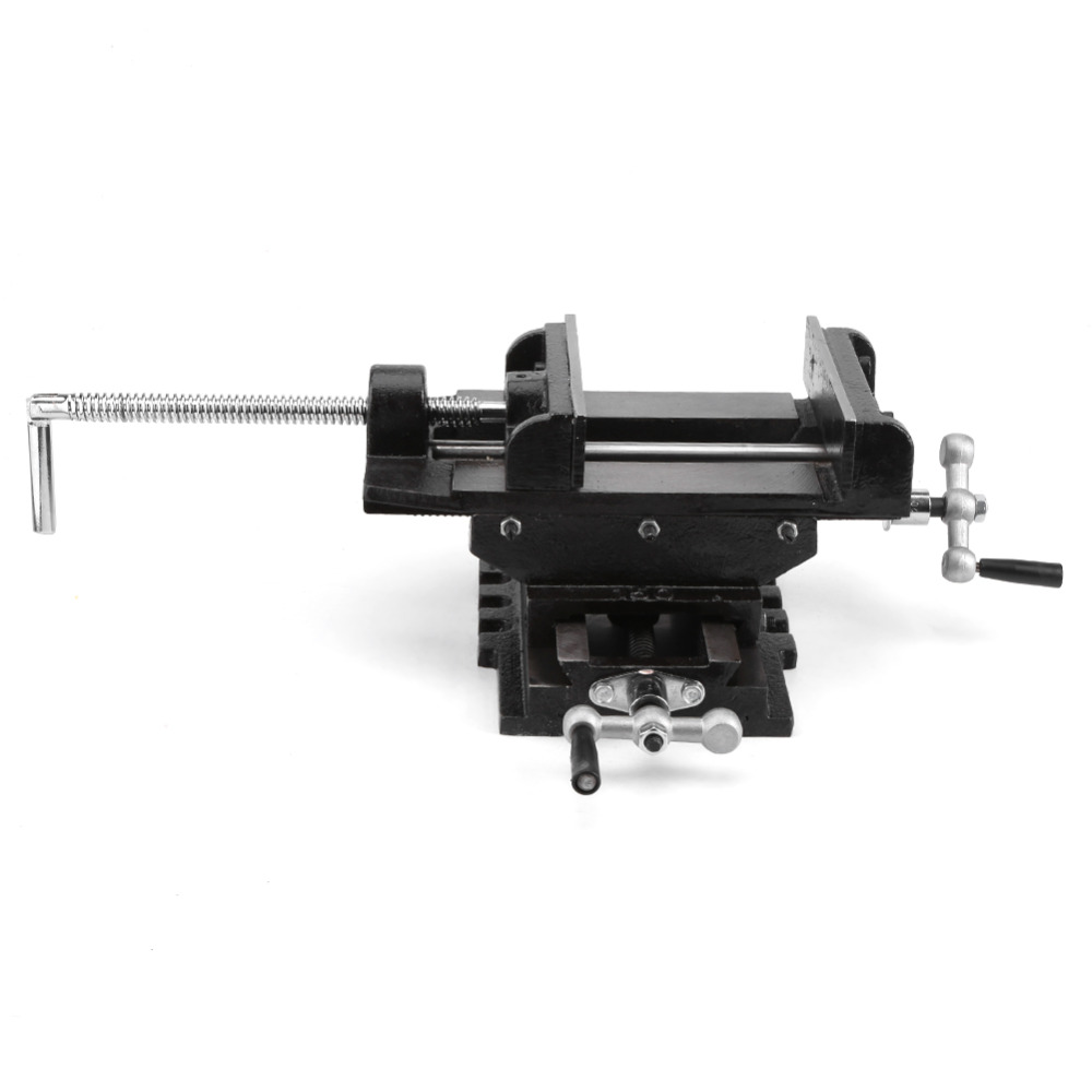 0-68mm Drill Press Vice Bench Clamp Woodworking Drilling Machine Hand Tools