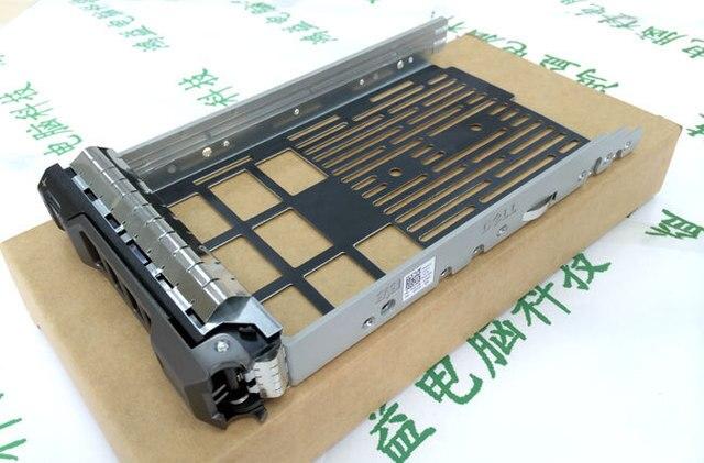 """High Quality New 3.5"""" SAS Hotplug HDD Hard Drive Tray Caddy Bracket P/N KG1CH PowerEdge R430 R530 R730 R730XD T430 T630 for Dell"""
