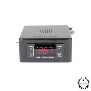 Image 1 - MKII   Temperatur Controller (Wärme & Cool) [NEUE 4mm Sonde für Destillation]