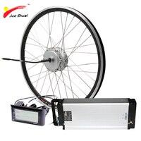Bafang Kit Xe Đạp Điện với Pin 36 V 250 Wát 8fun Bánh Xe động cơ hub Ebike Phần Set E-bike Động Cơ Chuyển Đổi Xe Đạp Điện kit