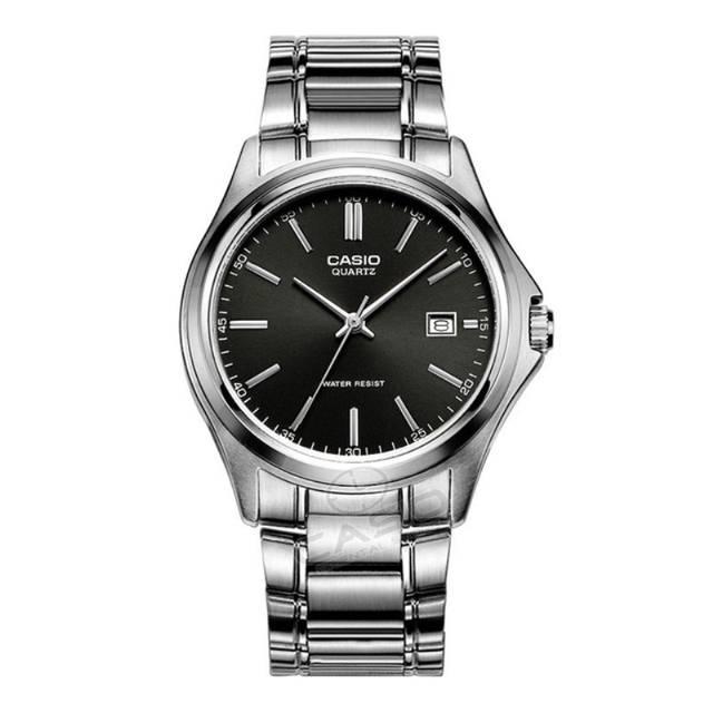 46f0960fbb9 CASIO Top Brand Luxury Watch 100% Genuin 2017 Gold Quartz Men Wrist Clock Relogio  Masculino
