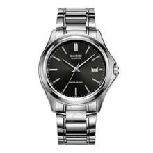 Casio лучший бренд роскошных часов 100% Genuin 2017 золота кварцевые Для мужчин наручные часы Relogio masculino Таблица Casio классический MTP-1183Q-9A
