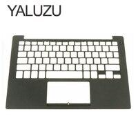 YALUZU new For DELL XPS13 9350 9360 Palmrest Top case Keyboard Housing 43WXK 043WXK CN 043WXK bottom top cover NXHVX PHF36 BLACK