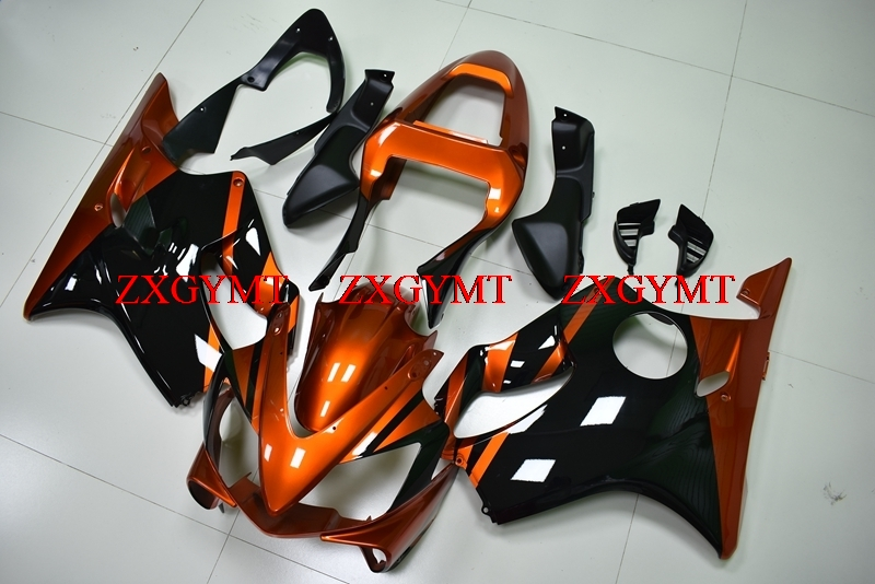 Bodywork for CBR600F4i 2001 - 2003 Fairing Kits for Honda Cbr600 2003 Orange Red Black Body Kits for Honda Cbr600 02Bodywork for CBR600F4i 2001 - 2003 Fairing Kits for Honda Cbr600 2003 Orange Red Black Body Kits for Honda Cbr600 02