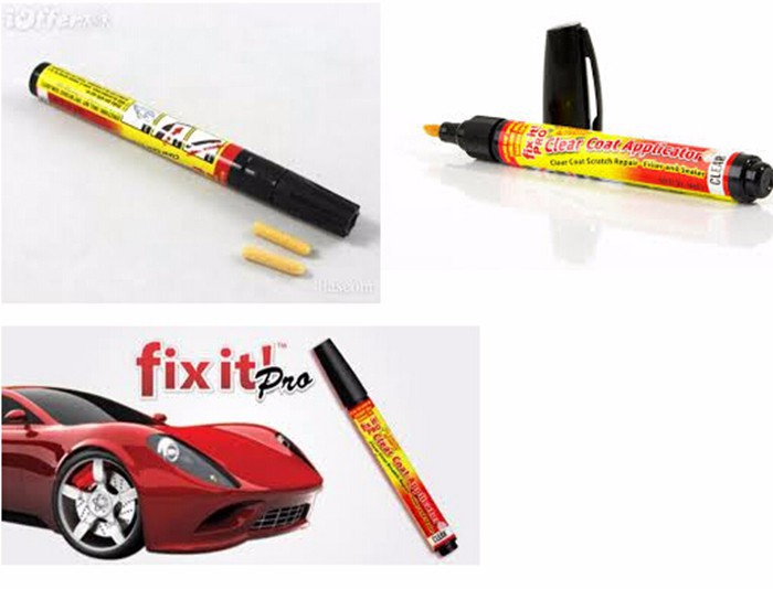 Simoniz fix it pro car scratch repair pen review