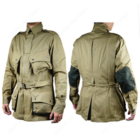 WW2 US Army Military 101 AIRBORNE PARATROOPER tops Coats Jacket US/501101