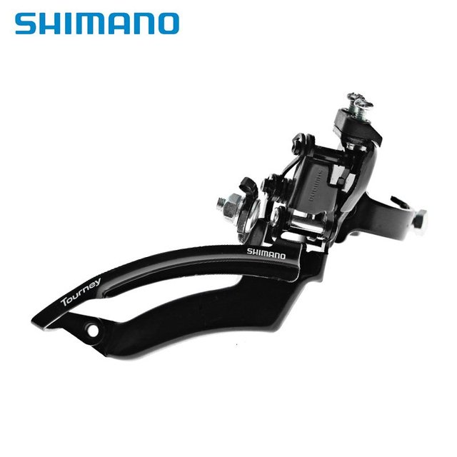 388517849c1 SHIMANO FD-TZ21 Bicycle Front Derailleur 6/7s MTB Mountain Bike derailleur