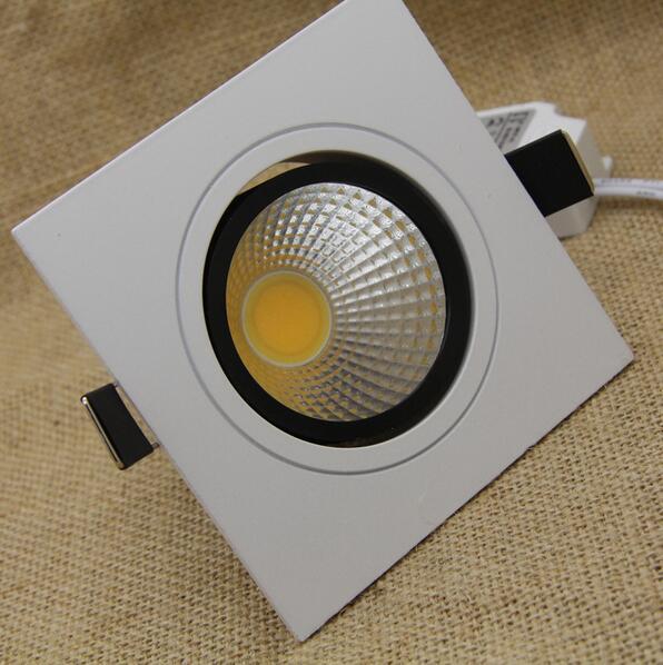 Вел Подпушка Light 3 Вт 5 Вт 7 Вт 10 Вт 12 Вт 85-265 В LED Подпушка свет затемнения УДАРА пятно встраиваемые Подпушка свет Лампочки