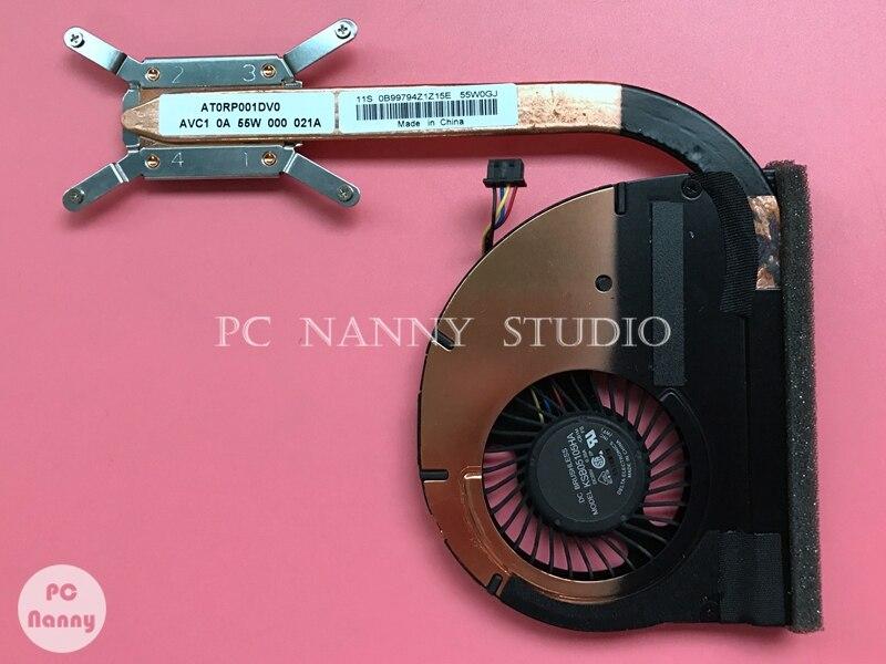 04w6939 At0rp001dv0 Für Lenovo Thinkpad S230u Laptop Cpu Lüfter Kühlkörper Montage Kühler Kühler Verwendet StäRkung Von Sehnen Und Knochen