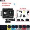 Many Accessory Included 2 0 4K SJCAM SJ5000X Elite WiFi NTK96660 S O N Y IMX078