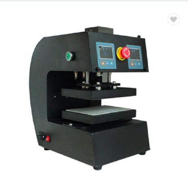 Image 2 - 15x20cm 6x8inch Dual Plates Digital LCD Controller Electric Auto Rosin Press Oil Extractor Heat Press Machine No.AUP10Embossers   -