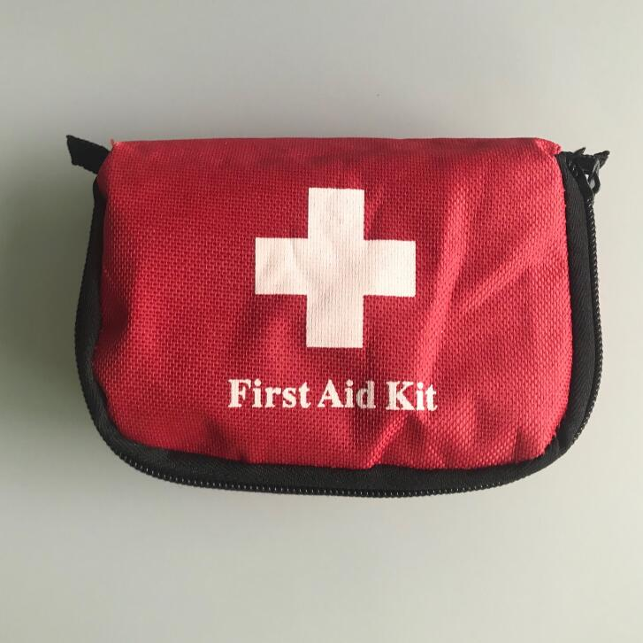 First Aid Kit Rescue Bag Emergency Survival Empty Bag