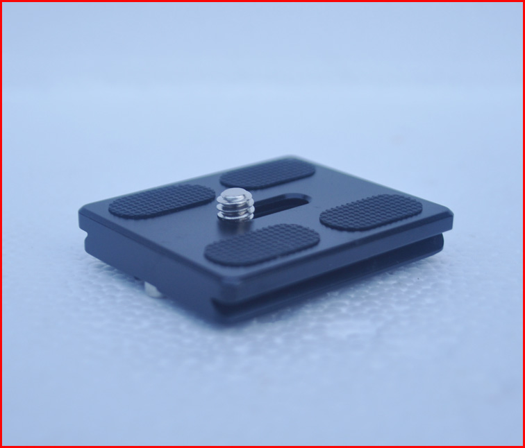 1/4 Screw QAL-50 Quick Release Plate For FPH-61G/62Q/52Q/53P52P Tripod