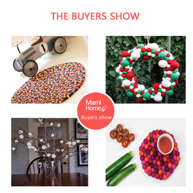 US $13 01 40% OFF|100pcs 2CM Nepal Pure Wool Felt Balls Colorful Beads  Decor baby Room Baby Gifts DIY Crafts Accessories Holiday Decorations-in  Beads