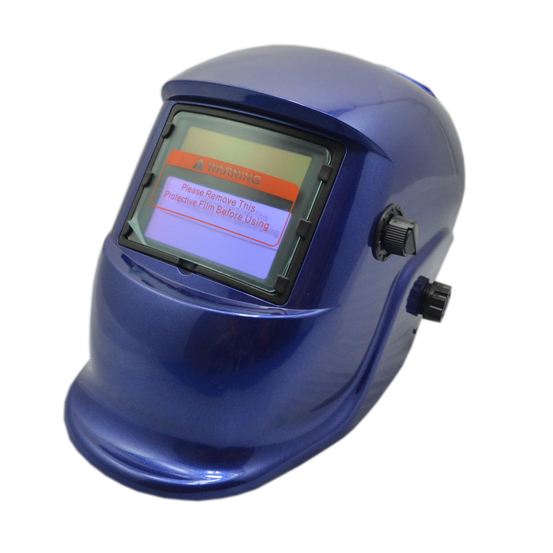 Replacement Battery Blue Welding Helmet Auto Darkening Grinding Welding Mask Tig Protection Optech Factory Price Hs04 2233ff Y Welding Helmets Aliexpress