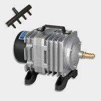 Strong 18W Aquarium Electromagnetic Air Pump For Fish Tank Goldfish Koi Pond Filter Hydroponic ACO 001