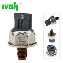 Топливный рельс высокого давления Регулятор сенсор для Nissan Navara D40 Pathfinder 2,5 дизель 45PP3-1 1465A034A 8C1Q9D280AA