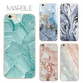 foriPhone case marbled Phone Case for apple iphone 7 7plus case for iPhone 6 6s 6pius 6spius case 100% TPU phone shell painting
