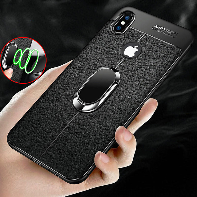Soft Silicone Leather Back cover