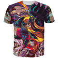 Classic Comics Anime t shirts Avengers Black Panther Superhero 3D t shirt Men Women Summer Harajuku tee shirts Hip Hop Tops