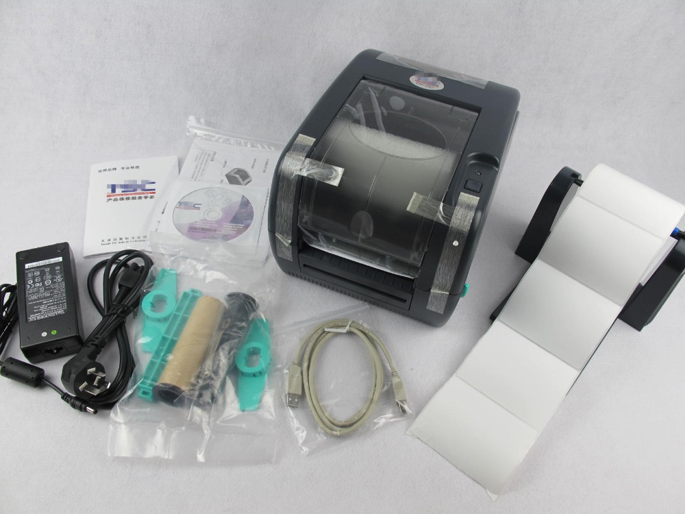 US $260 0 |الأصلي العلامة التجارية جديد TSC TTP247 الحرارية طابعة ملصقات  الأكواد الشريطية