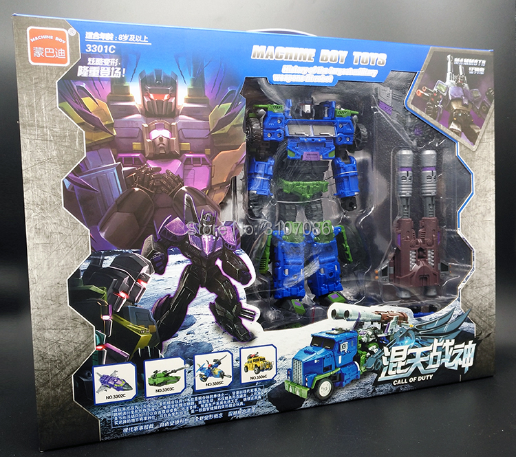 G1 Transformation bm MBD membres Bruticus assaut avec boîtes TF figurine d'action Collection garçon Robot jouets-in Jeux d'action et figurines from Jeux et loisirs    1