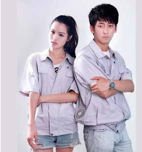 Savior Air condition Clothing cooling fan coat Portable Cooling Uniform vest Summer hot weather fishing high temperature NEW delta 12038 12v cooling fan afb1212ehe afb1212he afb1212hhe afb1212le afb1212she afb1212vhe afb1212me