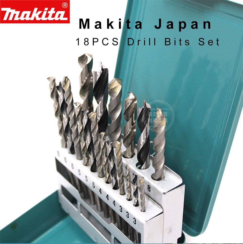 25pcs 1-13mm HSS-Co Twist Cobalt MultiSpiralDrill Bit Straight Shank Metric