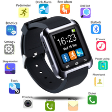 BANGWEI 2018 New Men  Women Smart Watch Pedometer LED Touch Screen Bluetooth Connection Information Reminder Sport