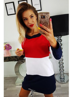 Backless Loose Women Dress Vestidos Woman T Shirt Tshirt White Red Blue Sundress Casual Dresses 2017 Party Sexy Summer Mujer