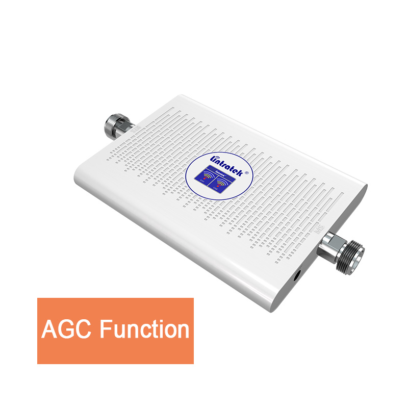 Image 4 - Repeater 900 1800 (FDD) DCS Mobile Phone Signal Booster AGC LTE Internet Amplificador GSM 70dB Repetidor Band 3 4G Cellular S49-in Signal Boosters from Cellphones & Telecommunications