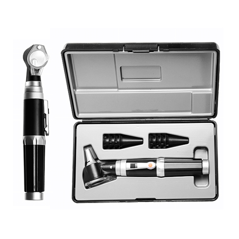Blessfun Professional Otoscope Diagnositc Kit Медициналық - Денсаулық сақтау - фото 4