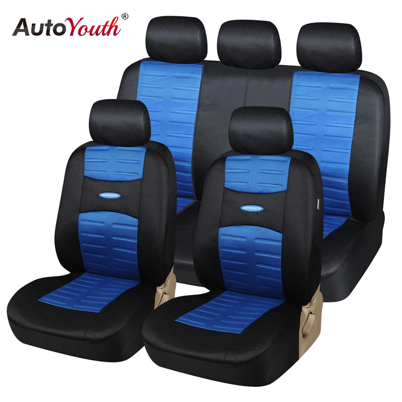 Universal Car Seats : Autoyouth pcs set fashion car seat covers universal
