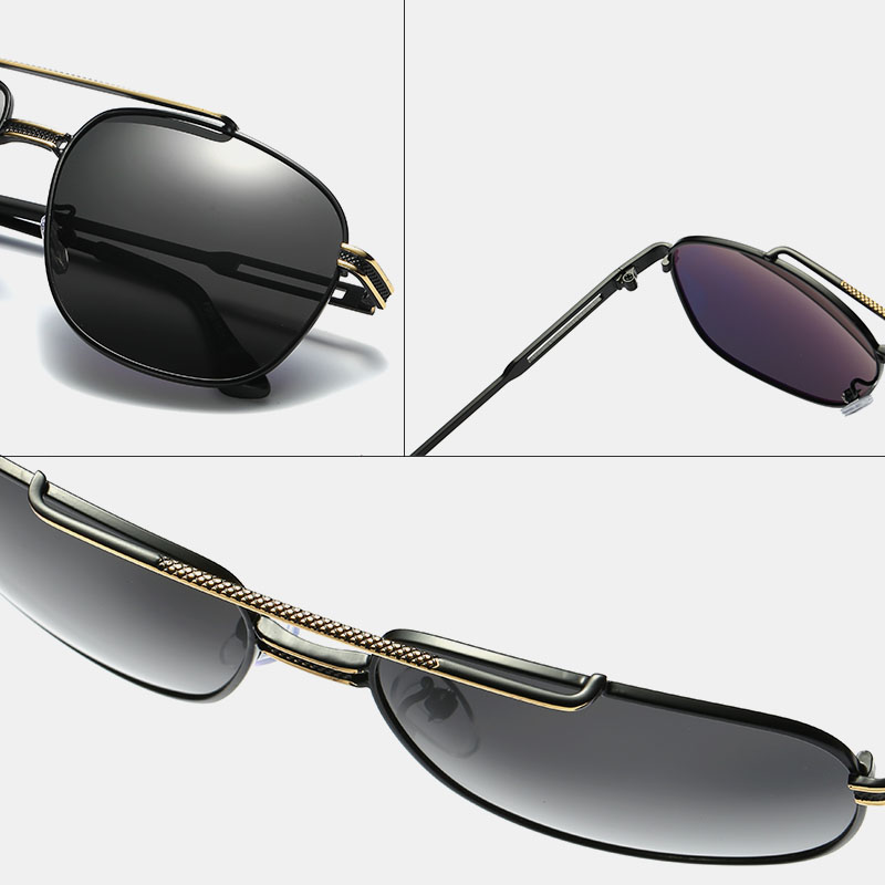 KINGSEVEN Brand Classic Polarized Sunglasses Men Driving Alloy Frame - Apparel Accessories - Photo 5