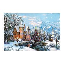 Полный квадрат дрель 5d diy Алмазная картина после снега пейзаж