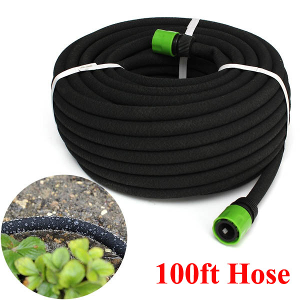 Soaker Hose Watering Water Pipe Drip