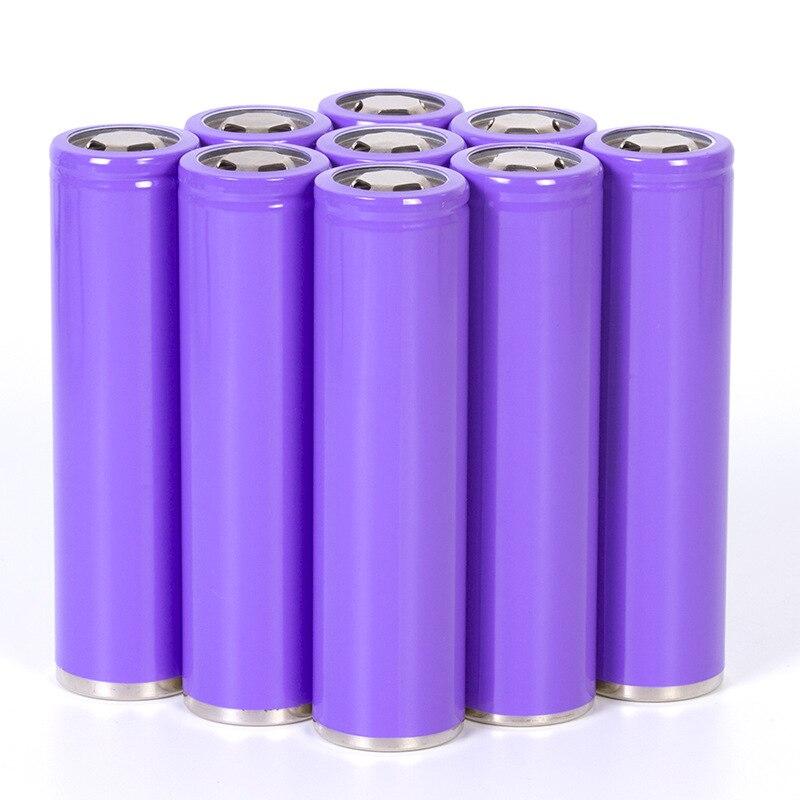AIMIHUO 4 шт 26980 литиевая батарея 6000mah Тип питания батарея 3,7 V электрическая автоматическая уличная лампа робот батарея