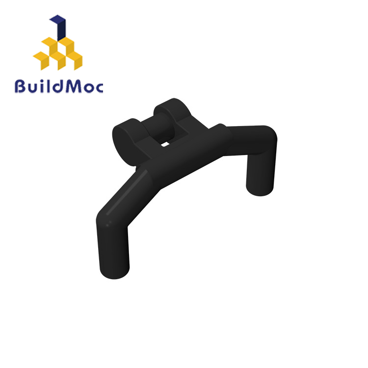 BuildMOC 98397 Car Handle Thick For Building Blocks Parts DIY Story Educational Creative Gift Toys
