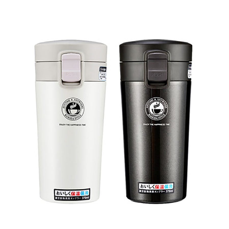 Thermos Cup Stainless Steel Thermo Bottle Coffee Mug Thermos Water Bottle Termos Para Stainless Steel Tumber Drinking WZD058