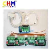 CNC Schrittmotor-kit usb 4 achsen cnc-tb6560 schrittmotortreiber controller Board Kit Kostenloser versand 5 teile/satz # F02148