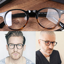 Gregory peck OV5186 Vintage optical glasses frame eyeglasses reading glasses women and men clear eyewear frames with(China)