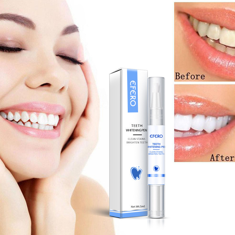 Teeth Whitening Pen Cleaning Serum Remove Plaque Stains Dental Tools White Teeth Oral Hygiene Tooth Whitening Pen Dentes TSLM1