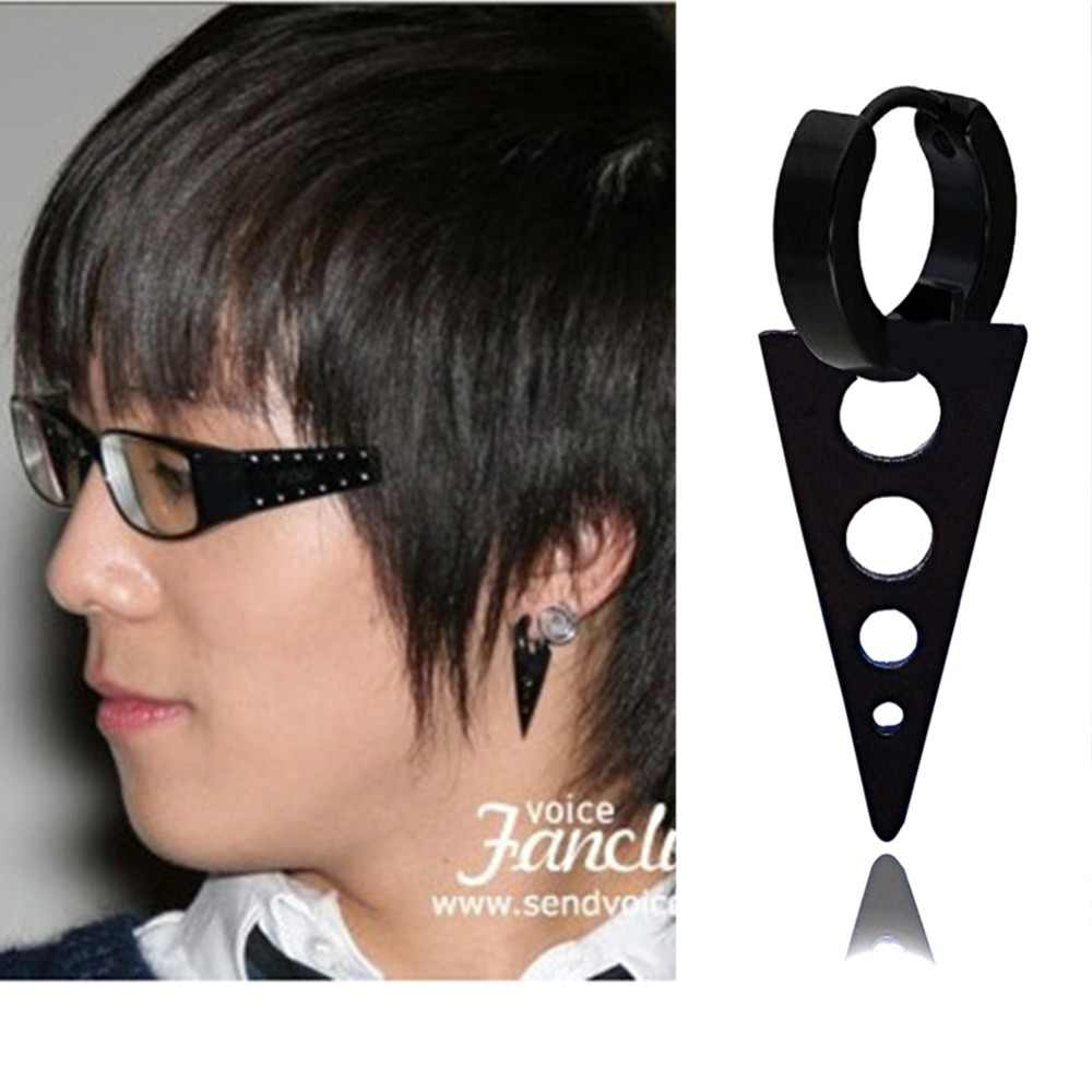 KPOP DNA เกาหลี V 1 Pcs ชายเกาหลี Bangtan Boys ต่างหูรักตัวเอง Jimin Suga อุปกรณ์เสริมชายหญิงของขวัญ