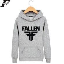LUCKYFRIDAYF Heißer!! gefallen Baumwolle Harajuku Sweatshirt Männer Schwarz in Hoher Qualität XXL Hooded mens hoodies und sweatshirts 3xl Grau