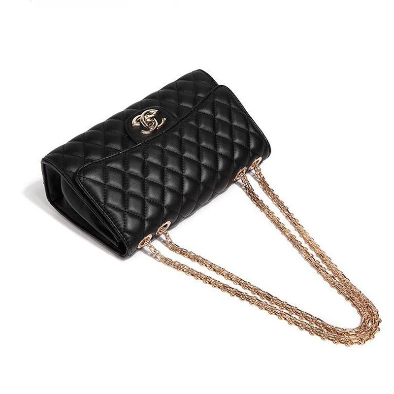 2017 fashion woman bag flap handbag shoulder plaid crossbody women totes bags cell pocket zipper ladys