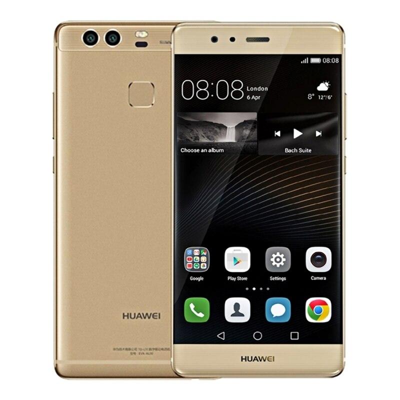 Huawei P9 Plus / VIE-AL10 4GB RAM 64GB ROM 5.5 inch EMUI 4.1 HUAWEI Kirin 955 Octa Core 2.5GHz Fingerprint Identification 4G LTE
